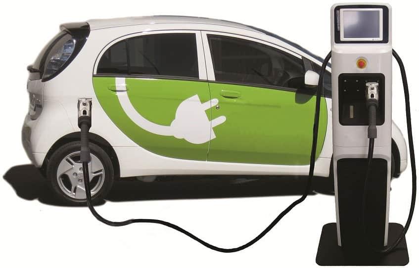 شبیه سازی مقاله خودرو الکتریکی