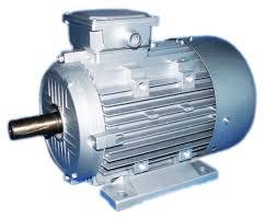 ساختار موتور الكتريكي